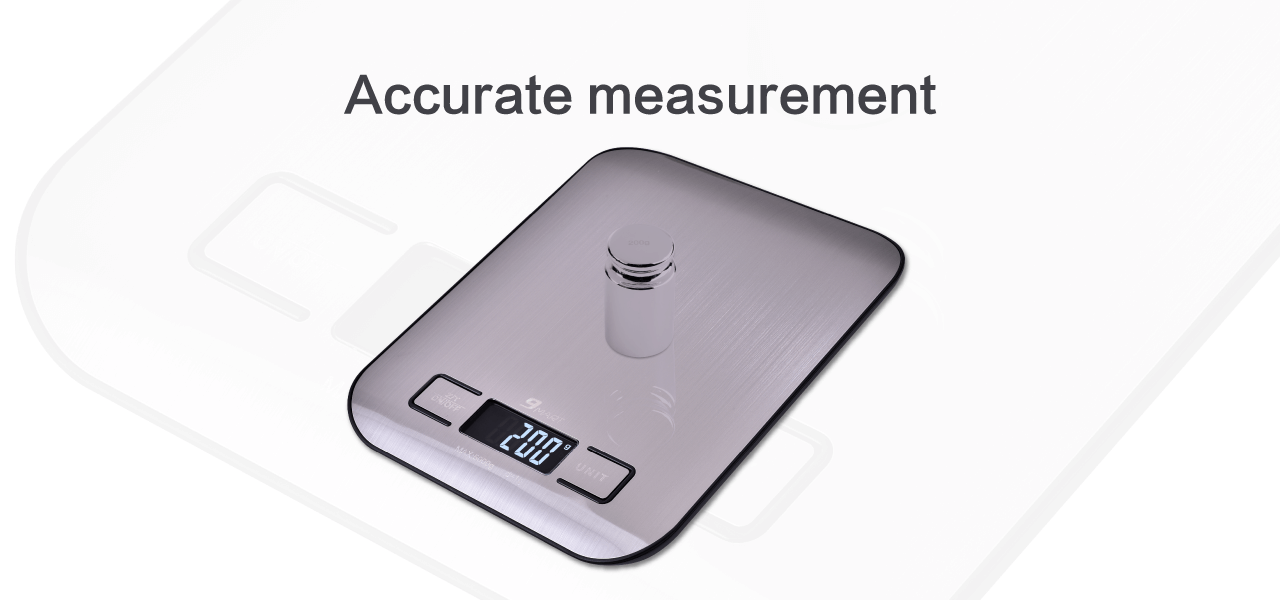 9Mart Kitchen Scale