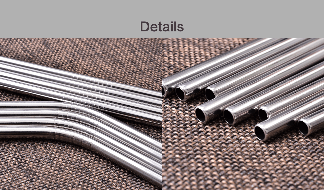 9Mart Stainless steel straw